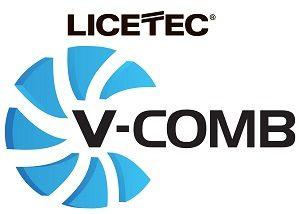 Licetec V-Comb Web Logo